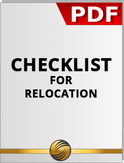 Download Checklist For Relocation PDF